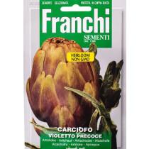 Franchi Sementi Violetto Precoce Artichoke