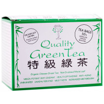 Gaia Organic Green Tea 50's