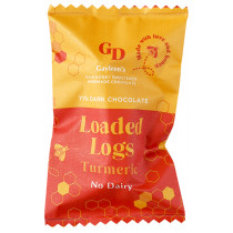 Gayleen's Decadence Loaded Logs - Turmeric