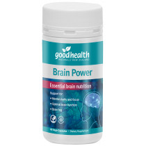 Good Health Brain Power