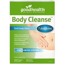 Good Health  Body Cleanse Total Body Detox