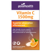 Good Health Vitamin C Effervescent