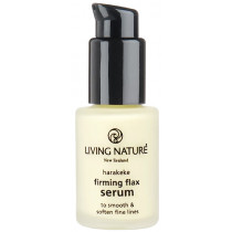 Living Nature Firming Flax Serum