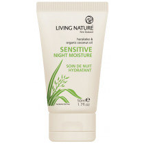 Living Nature Sensitive Skin Night Moisture