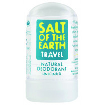 Salt of the Earth Crystal Deodorant - Travel