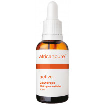 Africanpure Active CBD Drops