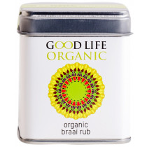 Good Life Organic Braai Rub