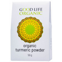Good Life Organic Ground Turmeric