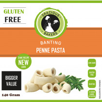 Gracious Bakers Banting Penne Pasta