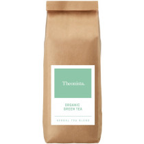 Theonista Loose Leaf Organic Tea - Green Tea