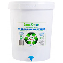 Green Vizion Food Waste Recycler - White