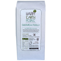 Happy Earth People Chickpea Fusilli Pasta 1kg