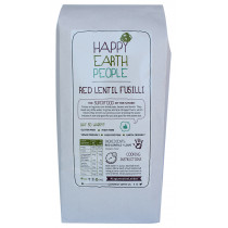 Happy Earth People Red Lentil Pasta - 1kg