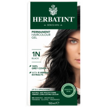 Herbatint Hair Colours - 1N Black