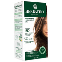 Herbatint Hair Colours - 5D Light Golden Chestnut