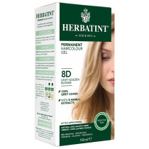 Herbatint Hair Colours - 8D Light Golden Blonde