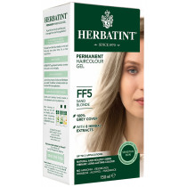 Herbatint Hair Colours - FF5 Flash Fashion Sand Blonde