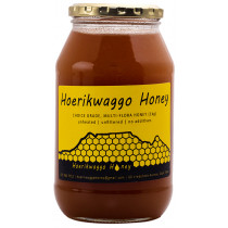 Hoerikwaggo Raw Wild Flower Honey - 1kg