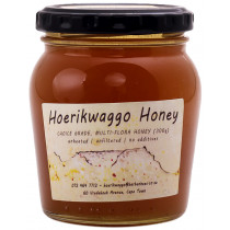 Hoerikwaggo Raw Eucalyptus Honey - 300g
