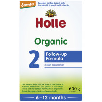 Holle Organic Infant Follow-on Formula: Stage 2