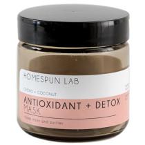 Homespun Lab Himalayan Mud + Cacao Mask Powder