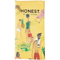 Honest Chocolate 70% + Pineapple & Buchu