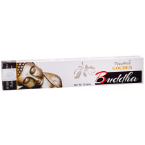 IndiLoveVijyshree Golden Buddha Natural Incense
