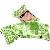 FLAXi Bag Natural Heat Therapy - Green Dots