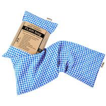 FLAXi Bag Natural Heat Therapy - Royal Blue Dots