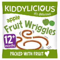 Kiddylicious Wriggles - Apple