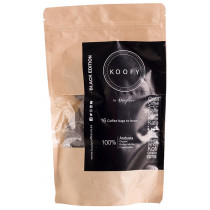 Koofy Coffee Arabusta Black Edition Coffee Bags