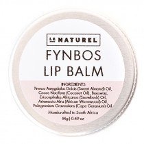 Le Naturel Fynbos Lip Balm