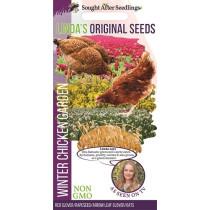 Linda's Original Seeds Winter Chicken Garden