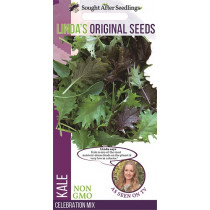 Linda's Original Seeds Kale Celebration Mix