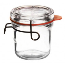 Luigi Bormioli Lock-Eat Food Jar with lid 200ml