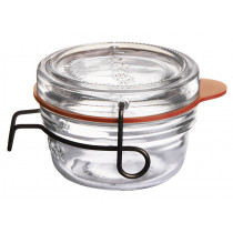 Luigi Bormioli Lock-Eat Food Jar with lid 80ml