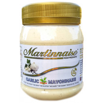 Martinnaise Vegan Garlic Mayonnaise