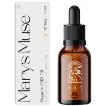 Mary's Muse CBD Oil 300mg