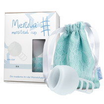 Merula Low Cervix Cup - Ice
