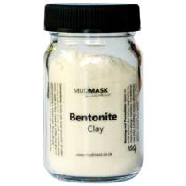 Mudmask Bentonite Clay 100g