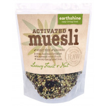 Earthshine Raw Luxury Muesli (Gluten Free)