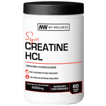 My Wellness Super Creatine HCL Capsules