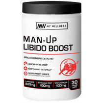 My Wellness Man-UP Libido Boost Veggie Caps