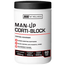 My Wellness Man-Up Corti- Block Capsules