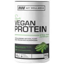 My Wellness Vegan Protein - Unflavoured