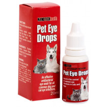 Nanotech Pet Eye Drops