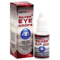 Nanotech Silver Eye Drops