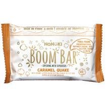 Nanuki Caramel Quake Boom Bar