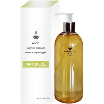 Natraloe Foaming Cleanser (Normal/Oily)