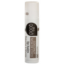 All Good SPF 20 Lip Balm - Coconut